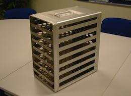 Chargeur de four Atlas ventilé avec 8 extracteurs